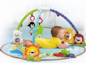 Çocuk Gelişiminde Oyun Halısı Önemi