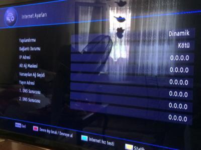 Televizyona internet nasıl bağlanır?