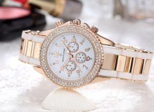 Zamansız Moda Kadın Saat Markaları