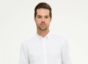 Slim Fit Gömlek Modelleri